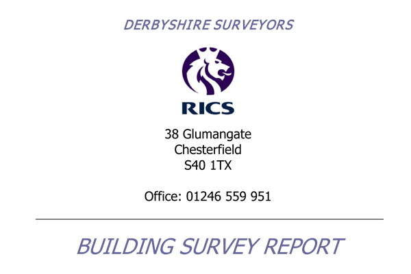 building-survey-report